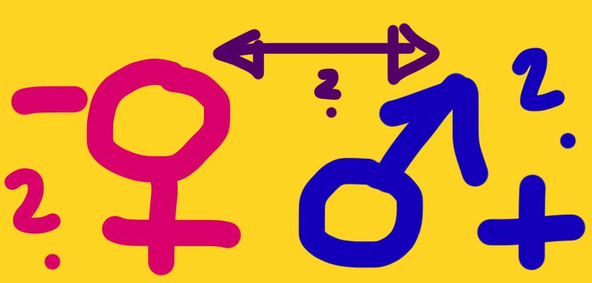 Was ist weiblich, was männlich? Plädoyer für die volle Farbpalette (2)