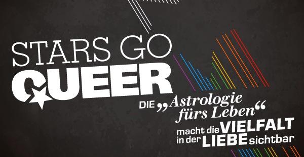 Stars Go Queer geht an den Start!!!
